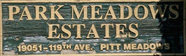 Park Meadow Estates 19051 119TH V3Y 2M8