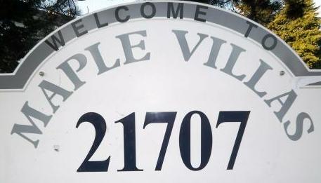 Maple Villas 21707 DEWDNEY TRUNK V2X 3G8