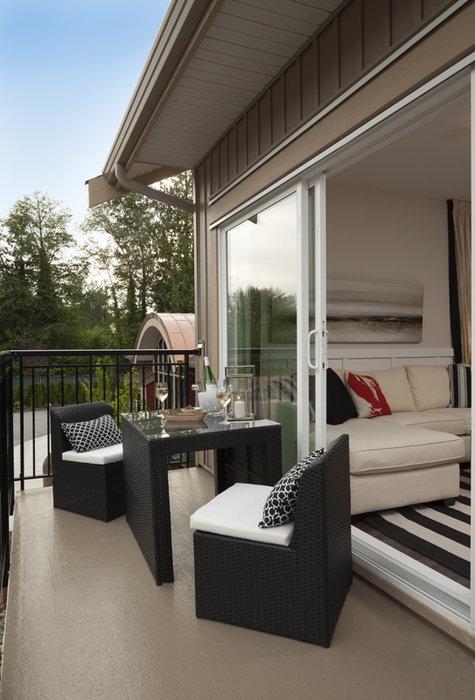 Nature's Walk - Balcony!