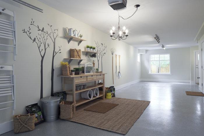 Nature's Walk - Garage!
