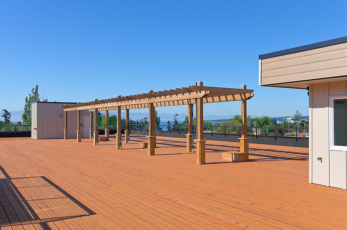 The Martello - Rooftop!