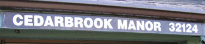 Cedarbrook Manor 32124 TIMS V2T 2H4