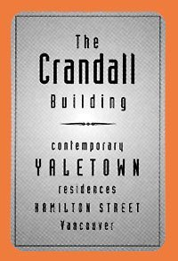 Crandall Building 1072 HAMILTON V6B 2R9