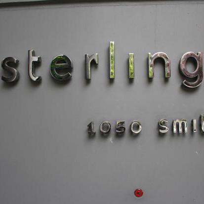 Sterling!