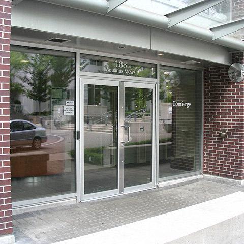 Entrance To Club Aquarius!