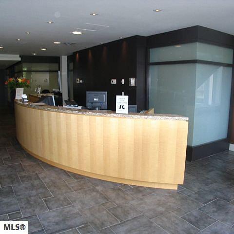 Reception Desk For The Super Club!