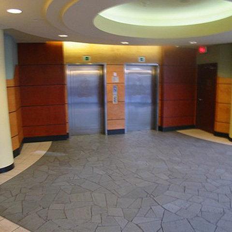Lobby Elevators!