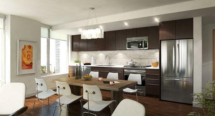 Duet display suite - kitchen & dining!