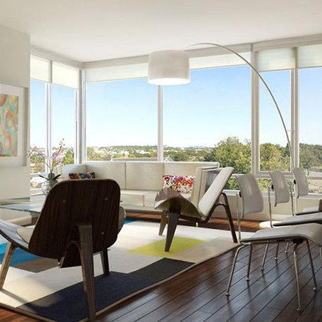 Duet display suite - living room!