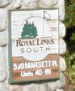 Royal Links South 530 Marsett V8Z 7J2