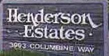 Henderson Estates 3993 Columbine V8Z 6Z3