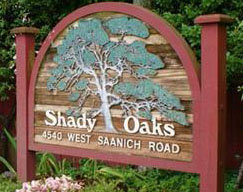 Shady Oaks 4540 West Saanich V8Z 3G4