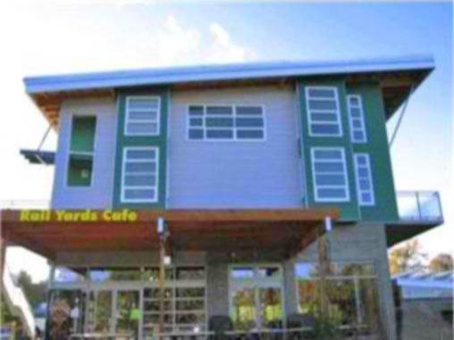Rail Yards Cafe!