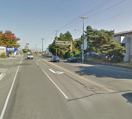 Esquimalt Road!