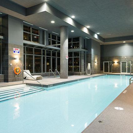 Swimming Pool On 3rd Floor!