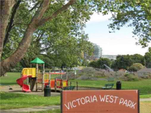 Victoria West Park!