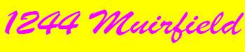 1244 Muirfield Pl 1244 Muirfield V9B 6T3