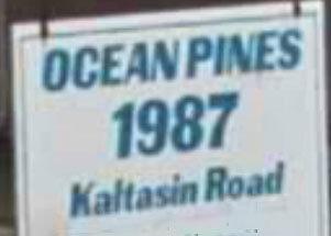 Ocean Pines 1987 Kaltasin V0S 1N0