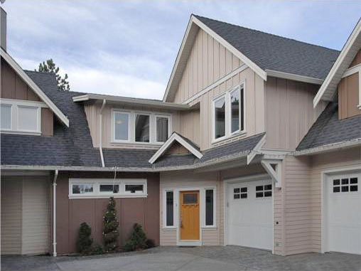 Typical Townhome Exterior!