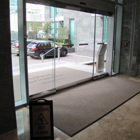 Lobby Entrance!