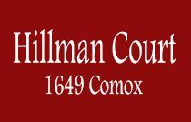 Hillman Court 1649 COMOX V6G 1P4