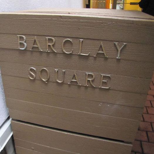 Barclay Square!