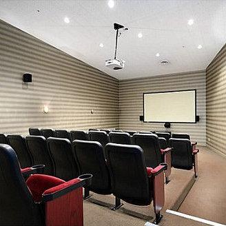 Movie Screening Room!