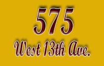 575 West 13th 575 13TH V5Z 1N5