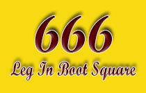 Leg In Boot Square 666 LEG IN BOOT V5Z 4B3
