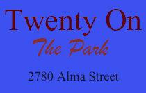 Twenty On The Park 2780 ALMA V6R 3S4