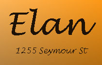 Elan 1255 SEYMOUR V6B 3N6