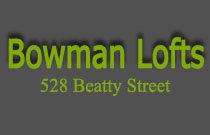 Bowman Lofts 528 BEATTY V6B 2L3