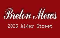 Breton Mews 2825 ALDER V6H 2S6