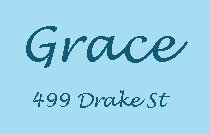 Grace 499 DRAKE V6B 1B1