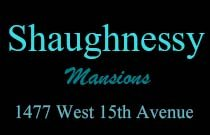 Shaughnessy Mansions 1477 15TH V6H 1S4