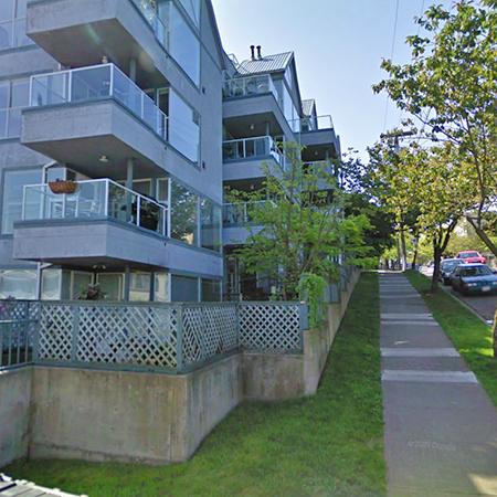 Typical Exterior / Walkways!