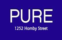Pure 1252 HORNBY V6Z 1W2