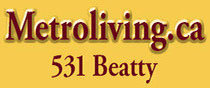 Metroliving 531 BEATTY V6B 1R7