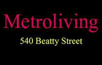 Metroliving 540 BEATTY V6B 2L3