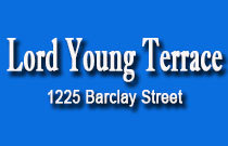 Lord Young Terrace 1225 BARCLAY V6E 1H5