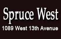 Spruce West 1089 13TH V6H 1N1