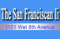 The San Franciscan Ii 1101 8TH V6H 1C5