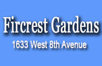 Fircrest Gardens 1633 8TH V6J 5H7