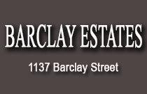 Barclay Estates 1137 BARCLAY V6E 1G8
