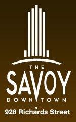 The Savoy 928 RICHARDS V6B 3C1