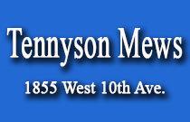 Tennyson Mews 1855 10TH V6J 2A8