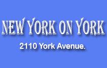 New York On York 2110 YORK V6K 1C3