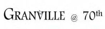 GRANVILLE at 70th 8495 Granville V6P 4Z9