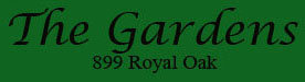 The Gardens 899 Royal Oak V8X 3T3