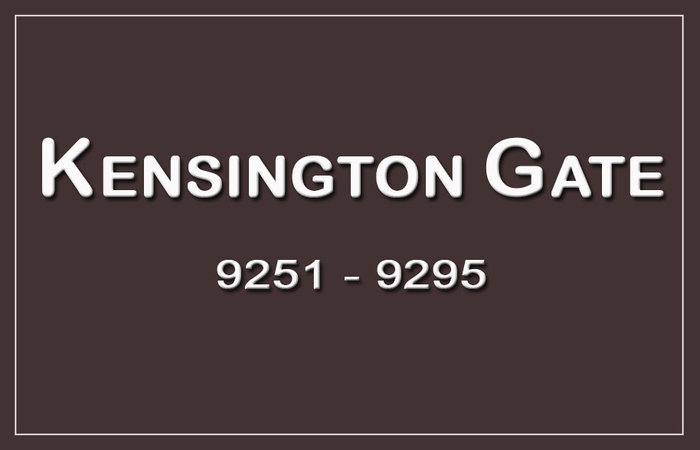 Kensington Gate 9257 122 V3V 7R5